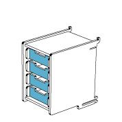 klik™ office drawer 3