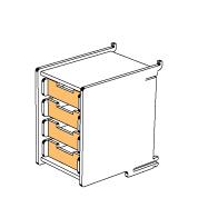 klik™ office drawer 6
