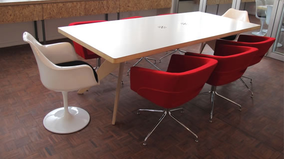 Tressel XL Boardroom Table