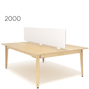 Double Workstation 205