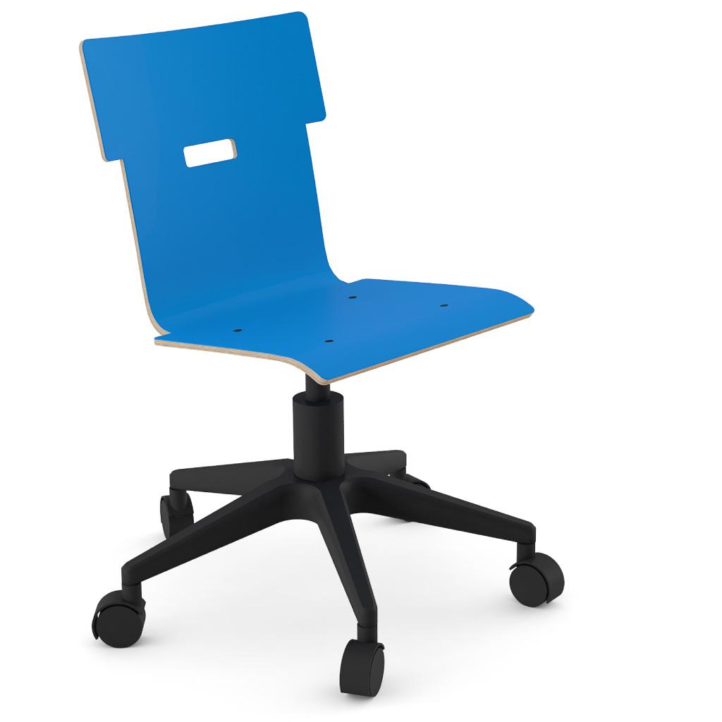 Handi Chair 100 (Ultra Blue HPL)