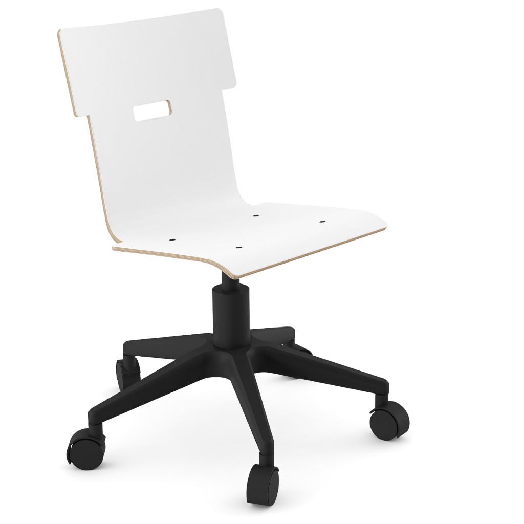 Handi Chair 100 (Icy White HPL)