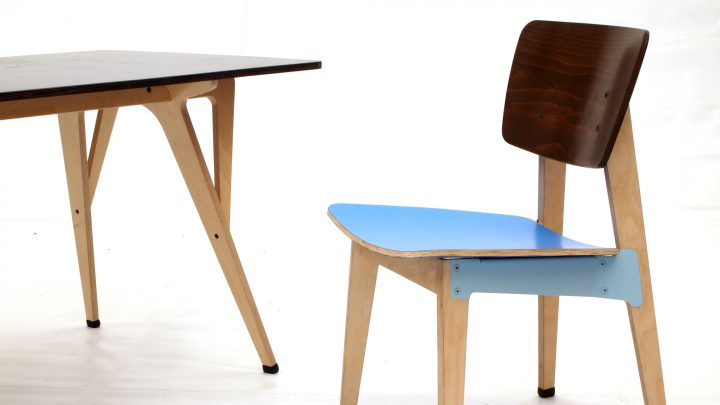 New oH!Two™ Table and Chair from RAW