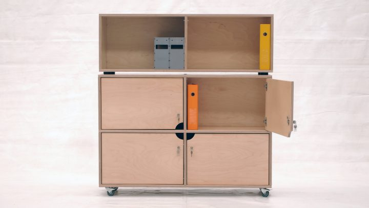 Raw Simpl Stor office storage furniture