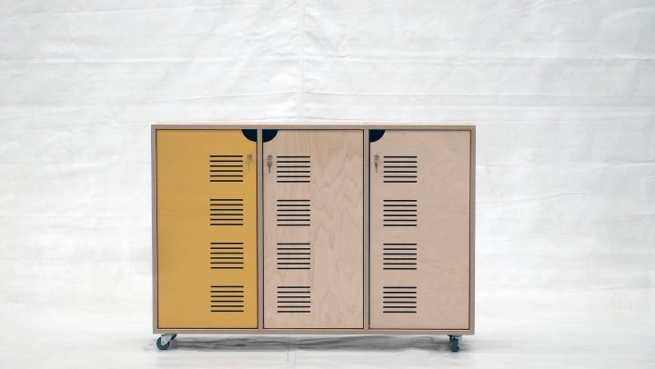 Raw office storage furniture new simpl stor lockers ikonik