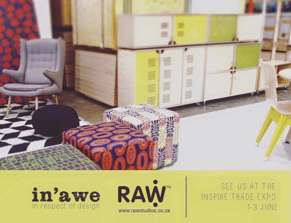 See Us In Awe Inspire Trade Show Raw Studios 2016 Raw Studios