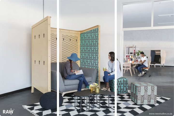 RAW Studios Collaboration Spaces