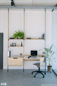 RAW Studios Stilts workstation