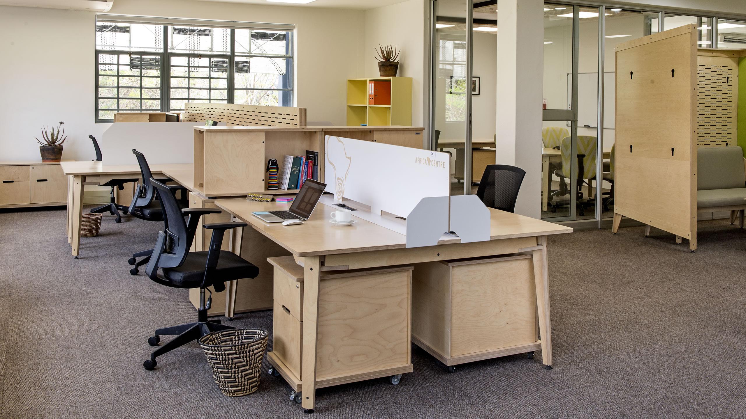 epik office furniture range raw studios