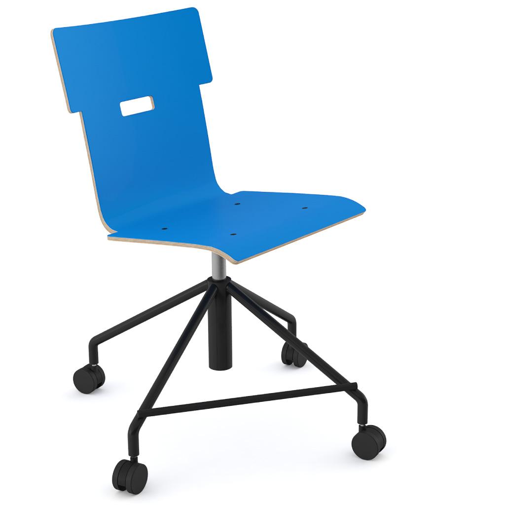 Handi Chair 101 (Ultra Blue HPL)