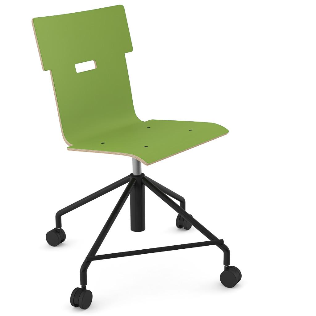 Handi Chair 101 (Cactus Green HPL)