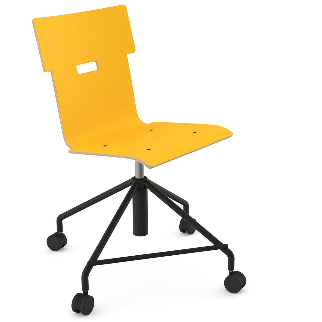 Handi Chair 101 (Egg Yolk HPL)
