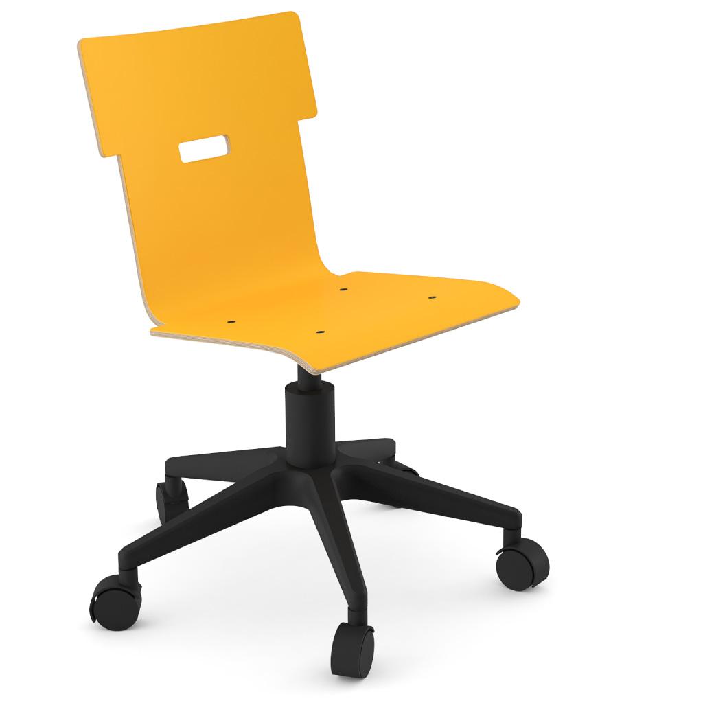 Handi Chair 100 (Egg Yolk HPL)