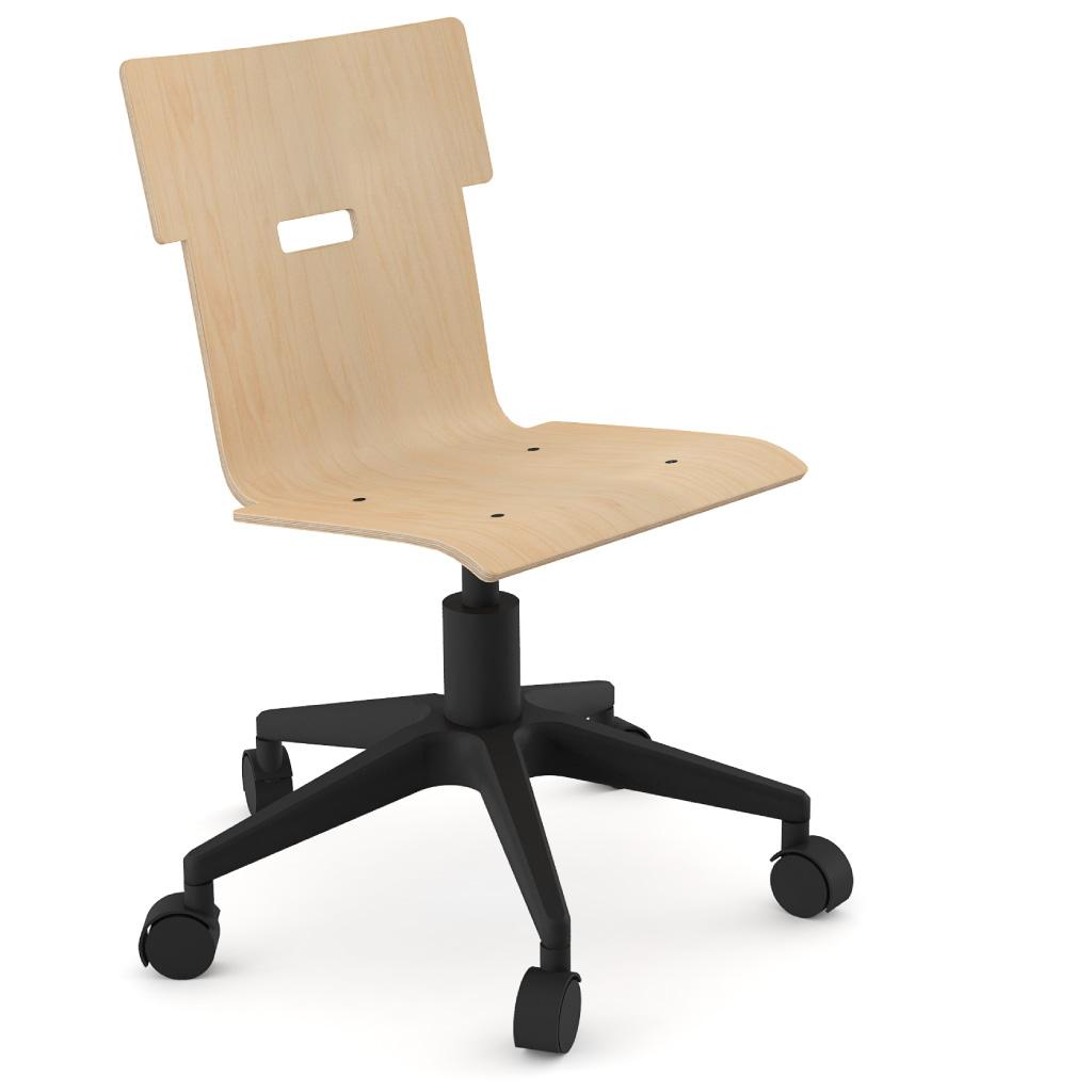 Handi Chair 100 (Natural Birch)